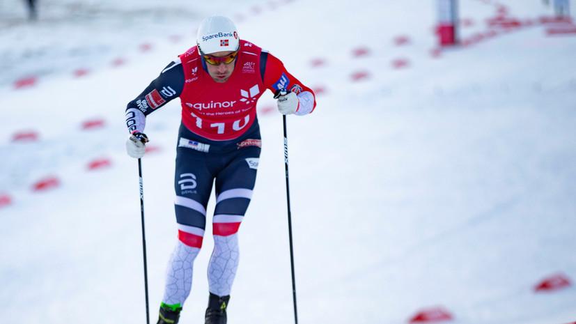 Норвежский лыжник Нортуг высказался о русских девушках