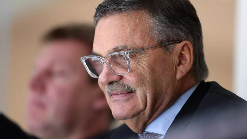Фазель заявил, что решение об отмене ЧМ-2020 будет принимать не IIHF