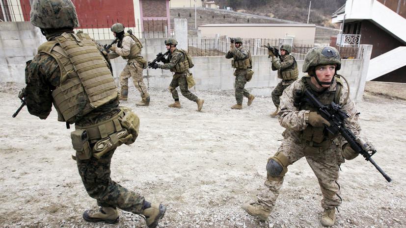 Цена безопасности: почему США требуют от Южной Кореи повышения платы за содержание военных баз
