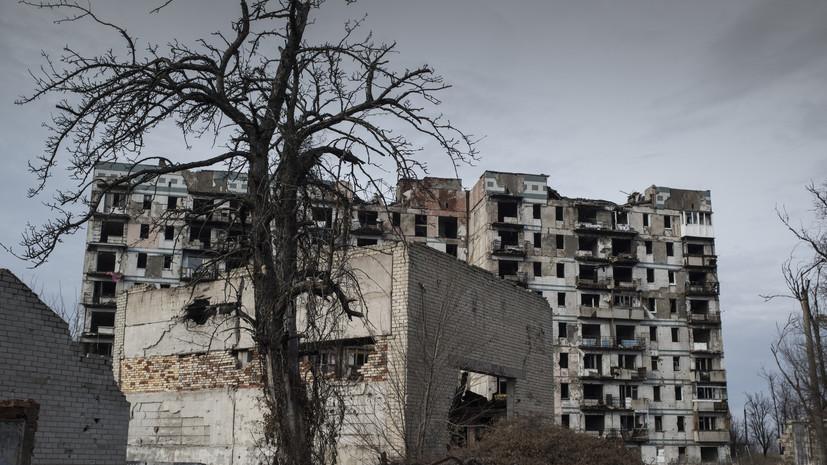 16-летняя девушка и её мама едва не погибли при обстреле Донецка