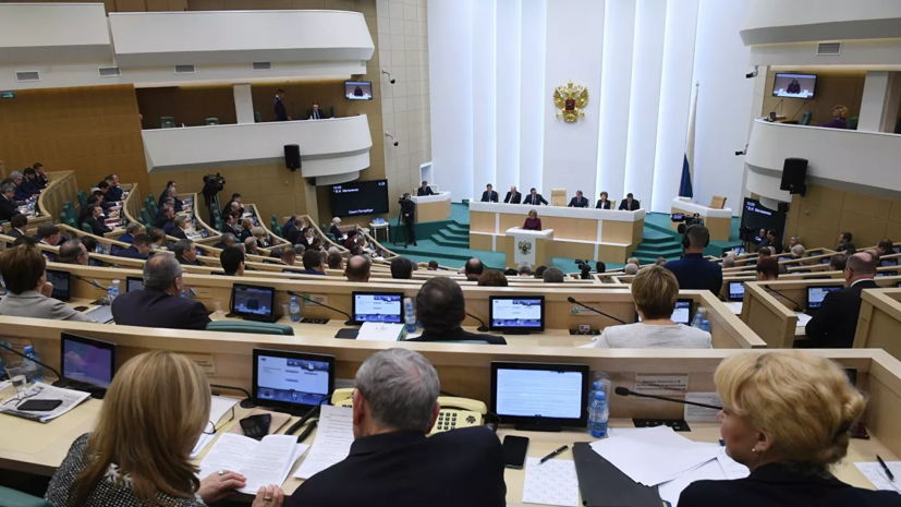 В Совфеде прокомментировали ограничения по массовым мероприятиям в Москве