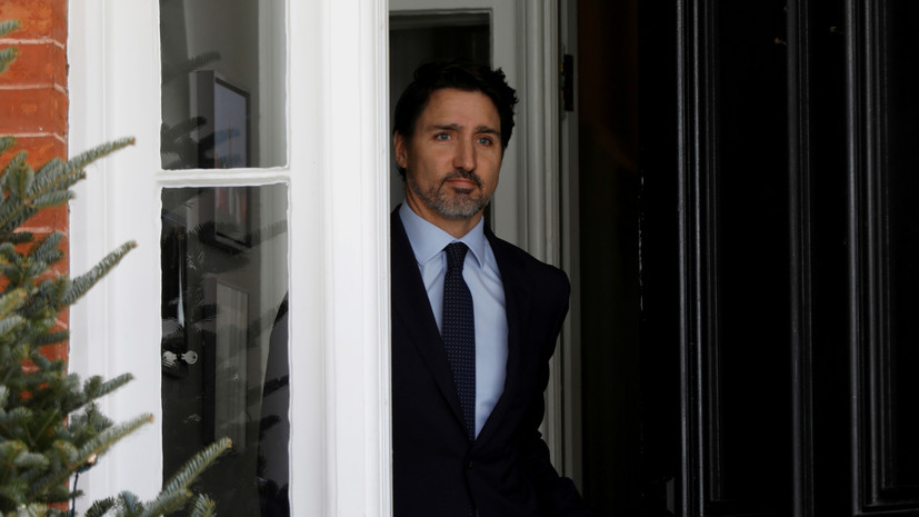 Канада закрывает границу для иностранцев