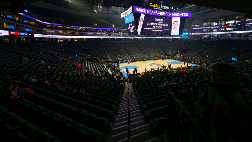 Войнаровски: если НБА возобновит сезон, матчи, скорее всего, будут проходить без зрителей