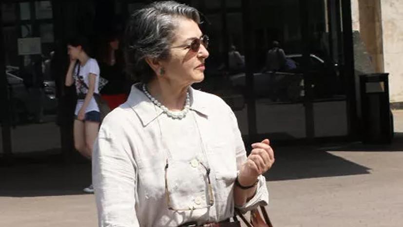 Вдова Юрия Любимова госпитализирована в реанимацию после ДТП