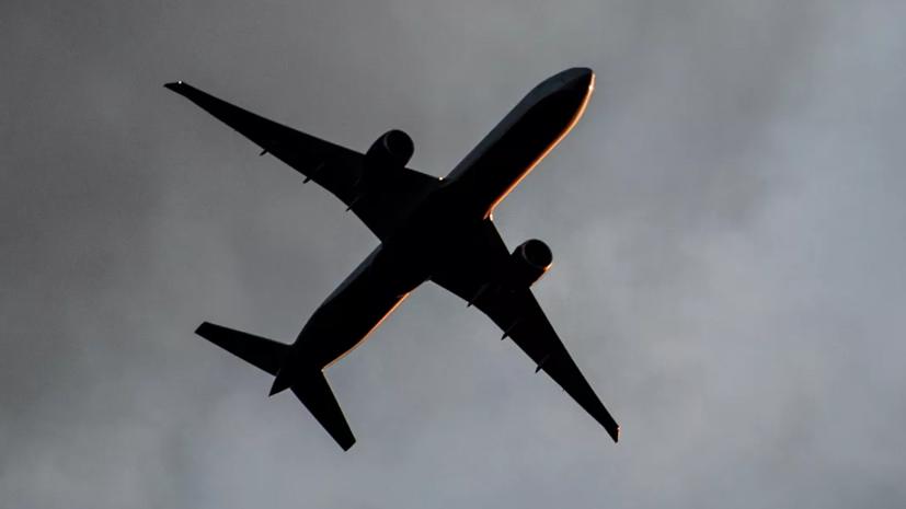 Неизвестные сообщили о минировании трёх летящих из Москвы самолётов