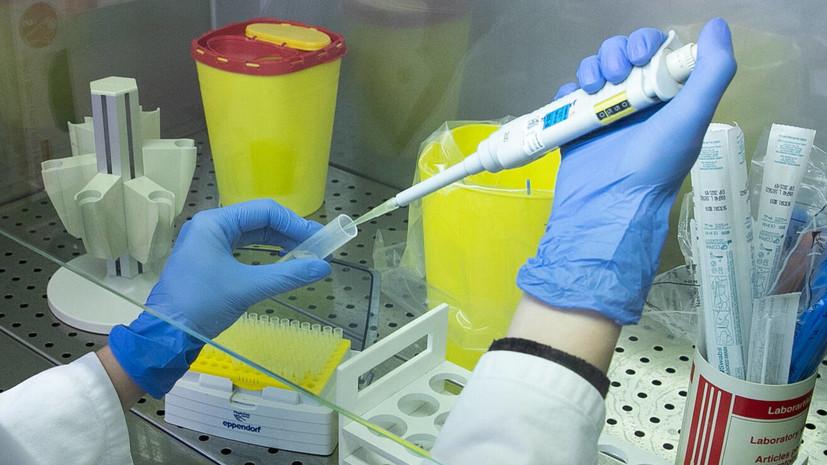 В России число выявленных случаев заражения коронавирусом достигло 114