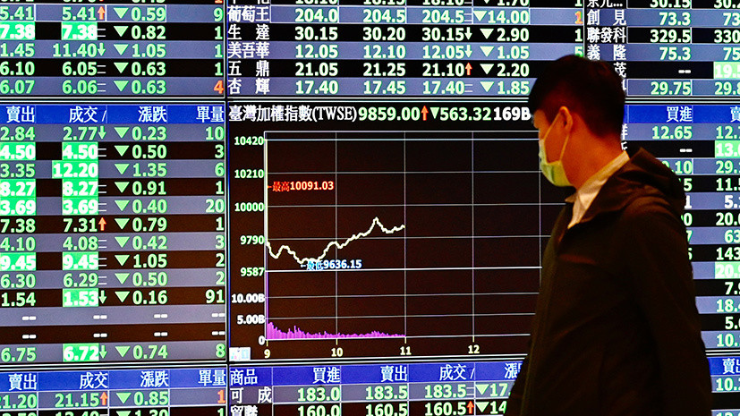 Экономист оценил прогноз S&P о глобальной рецессии из-за коронавируса