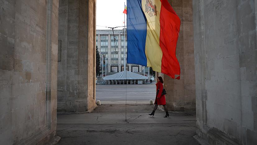 В Молдавии ввели режим чрезвычайного положения из-за коронавируса