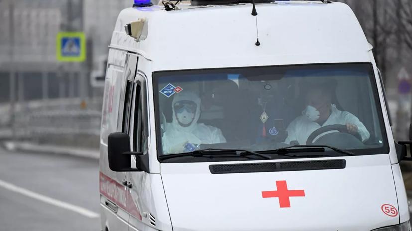 Количество выявленных случаев заражения коронавирусом в Москве достигло 56