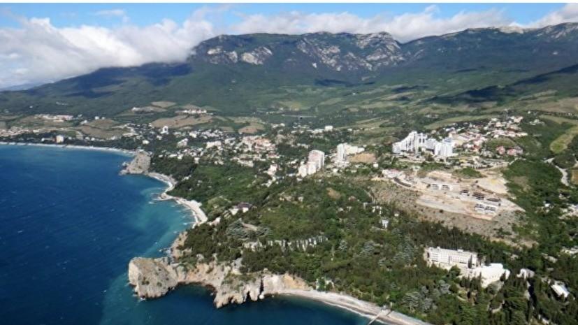 Крым временно закрывает границу с Украиной