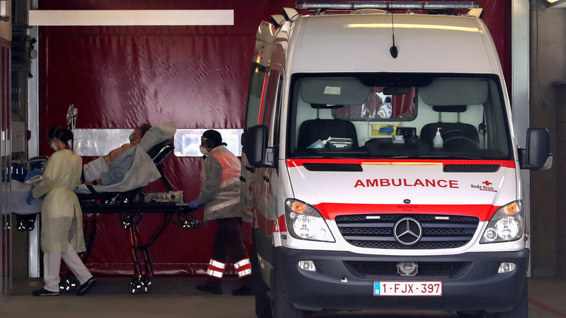 Бельгия вводит режим всеобщего карантина