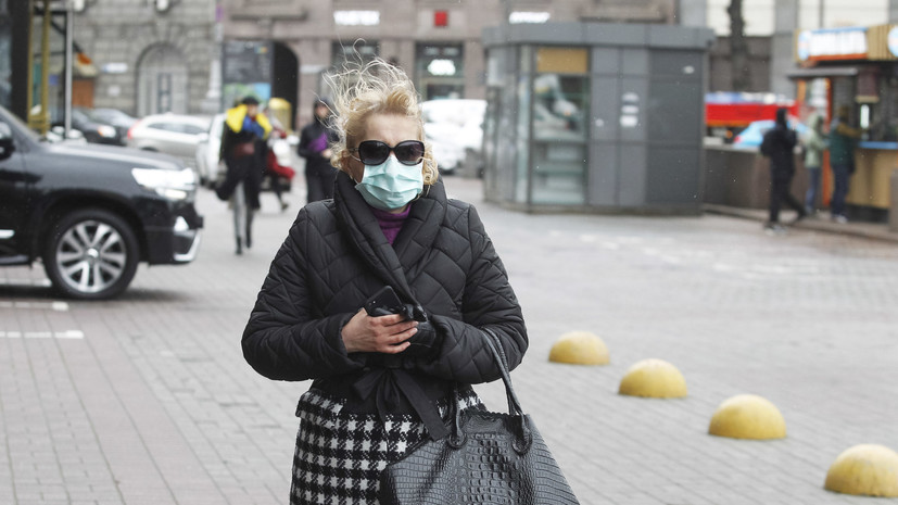 Минздрав Украины сообщил о втором случае смерти от коронавируса