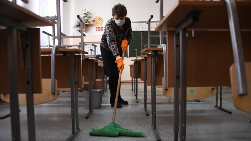 «С 23 марта до 12 апреля включительно»: в школах России объявили каникулы на три недели из-за коронавируса