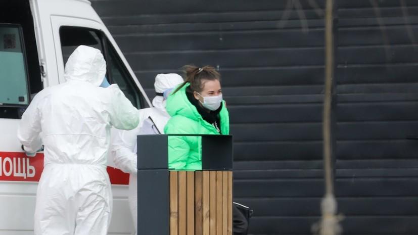 Более 200 нарушителей режима изоляции найдены в Москве с помощью камер