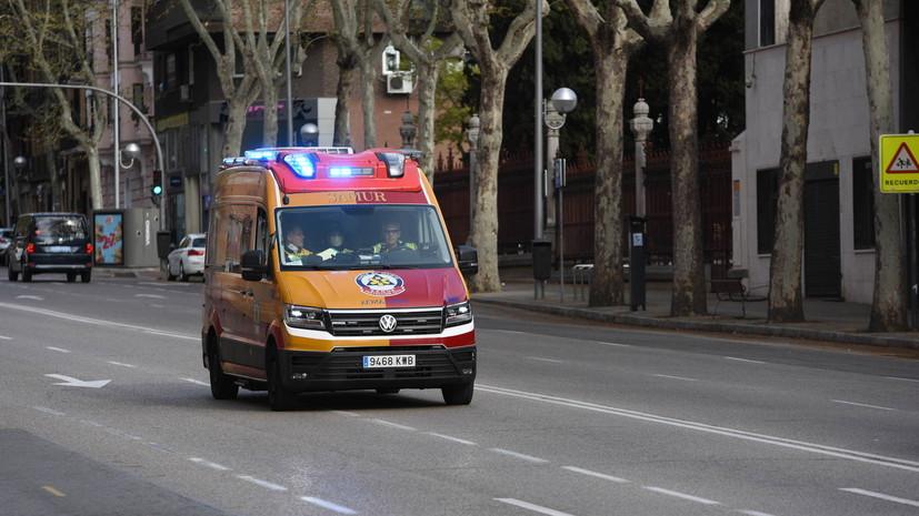 В Испании за сутки выявили более 2500 случаев заражения COVID-19