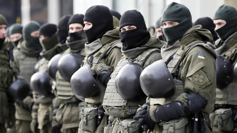 На Украине приостановили призыв в армию