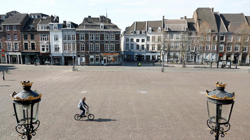 Число скончавшихся от COVID-19 в Нидерландах возросло до 58