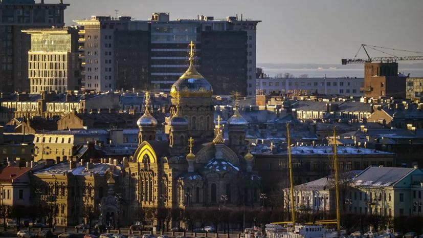 В Петербурге ввели запрет на мероприятия численностью более 50 человек