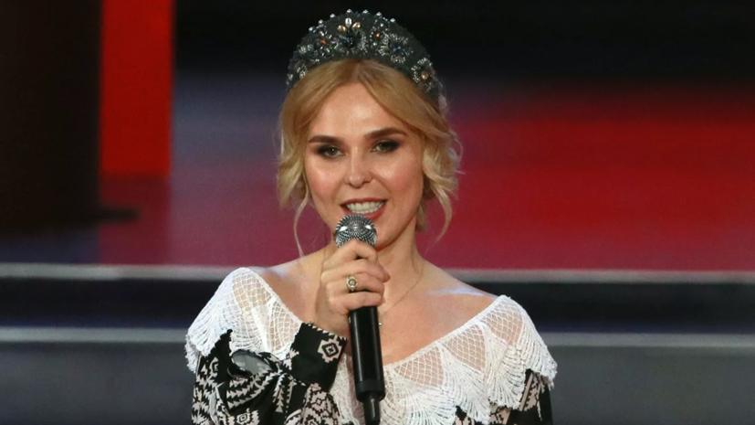 Пелагея прокомментировала отмену Евровидения-2020