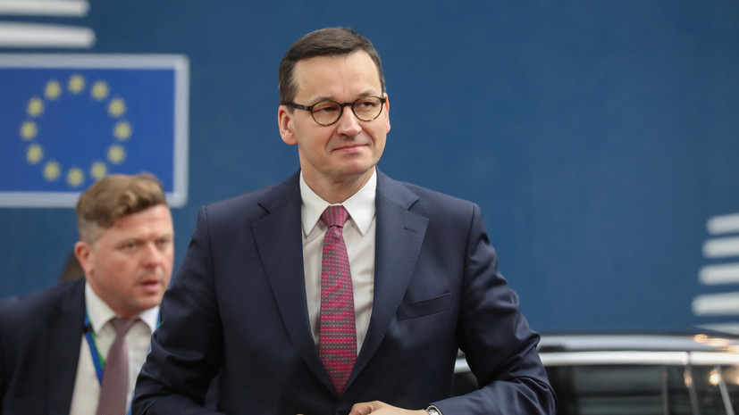 Польша прогнозирует крупнейший макроэкономический кризис из-за COVID-19