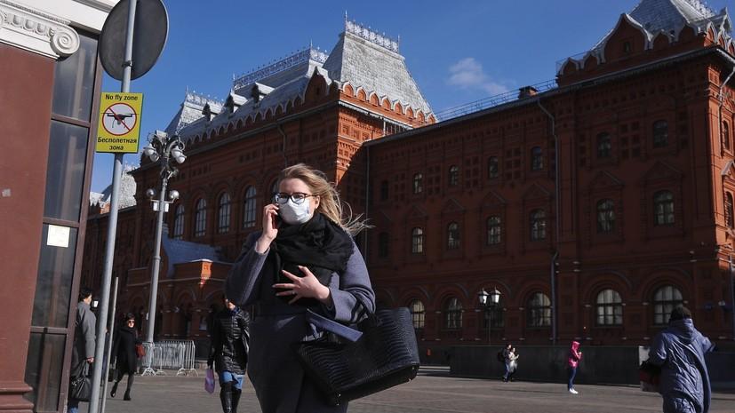 В Минобороны опровергли сообщения о «комендантском часе» в Москве