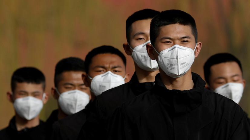 В Китае за сутки восемь человек скончались от коронавируса