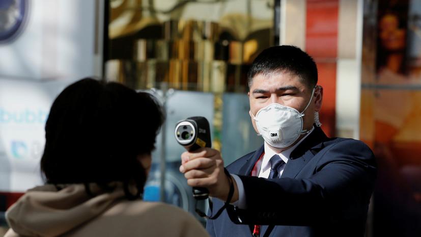 Россиянина с коронавирусом госпитализировали в Казахстане