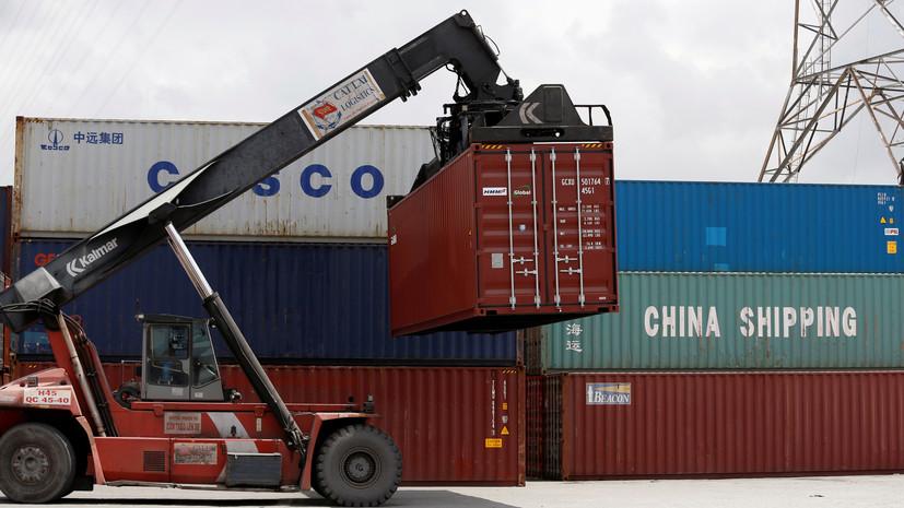 Генконсул заявил о росте объёма грузоперевозок между Россией и КНР