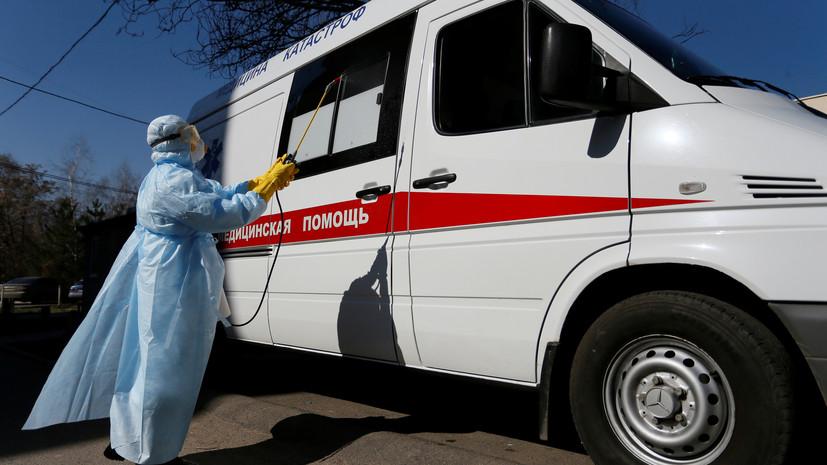 В ЛНР оценили меры по борьбе с коронавирусом