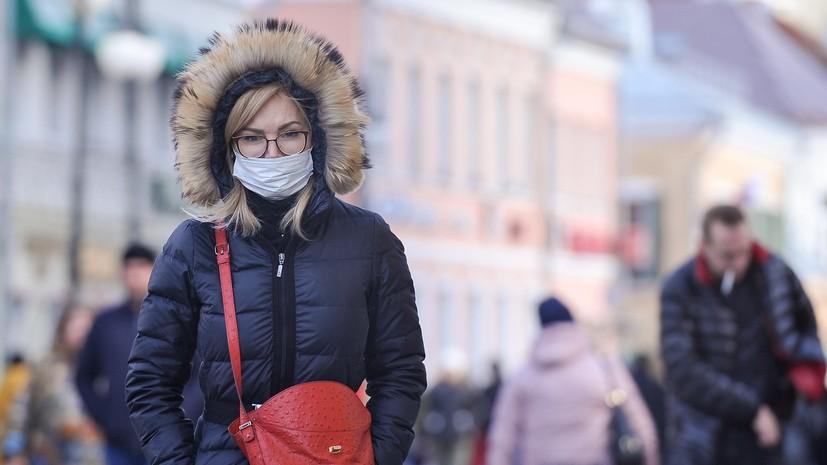 В России 22 тысячи человек остаются под наблюдением из-за COVID-2019