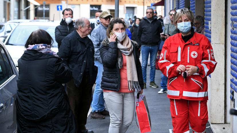 Экс-футболист «Милана» Кутузов заявил, что у итальянцев нет паники из-за коронавируса