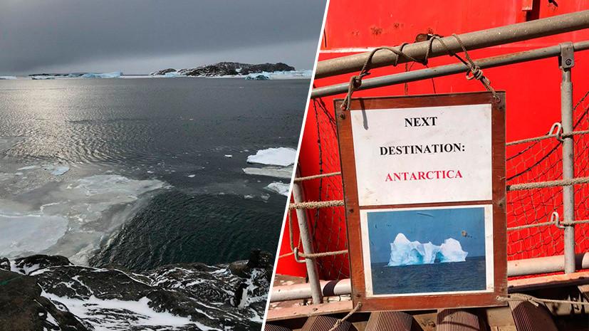 «Скупающие туалетную бумагу меня не волнуют»: полярник — о коронавирусе, курсе рубля, панике и антарктической экспедиции