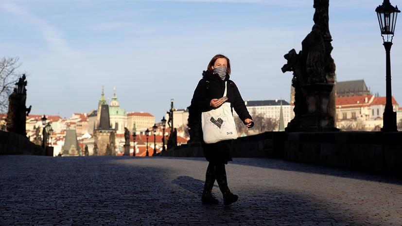«Все в панике и надеются не заболеть»: Татаев о карантине в Чехии, пустых полках магазинов и домашних тренировках