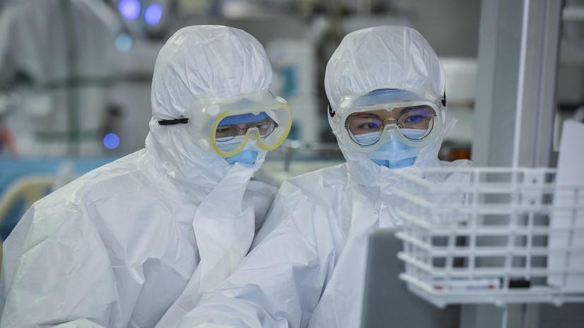 Число смертей от коронавируса в мире превысило 8,7 тысячи