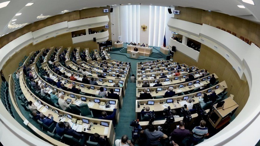 В Совфеде оценили возможность введения США новых антироссийских санкций