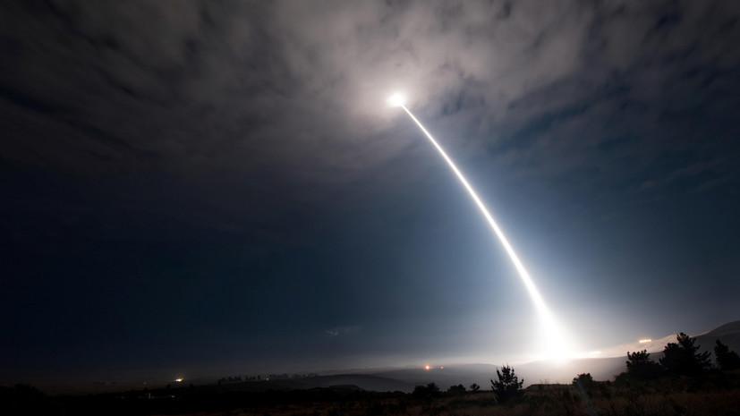 В США заявили об успешном испытании гиперзвукового блока