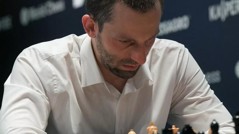 Грищук сыграл вничью с Вашье-Лагравом в четвёртом туре турнира претендентов