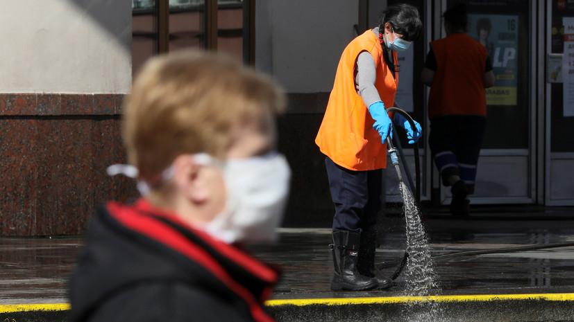 В Киеве зафиксировано семь новых случаев заболевания коронавирусом