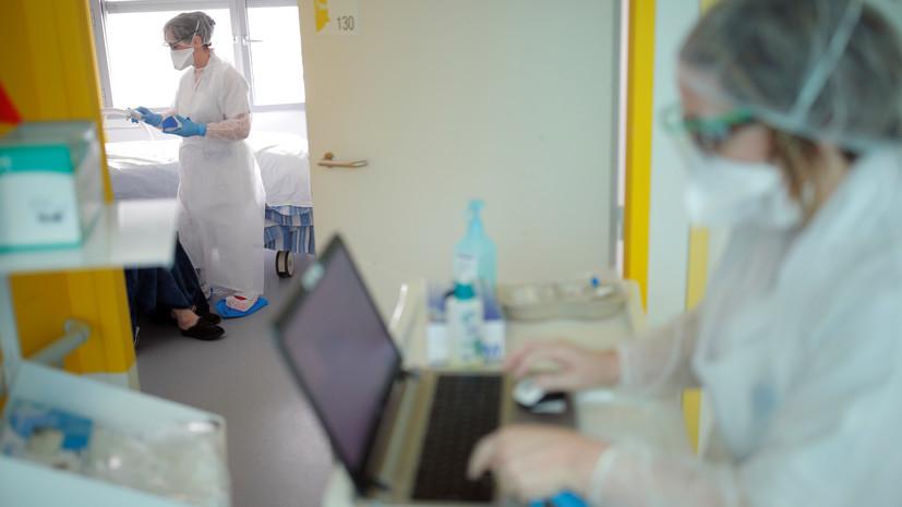 Во Франции одобрили законопроект о чрезвычайном санитарном положении