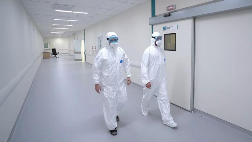 Новые случаи заражения коронавирусом выявили в шести регионах России