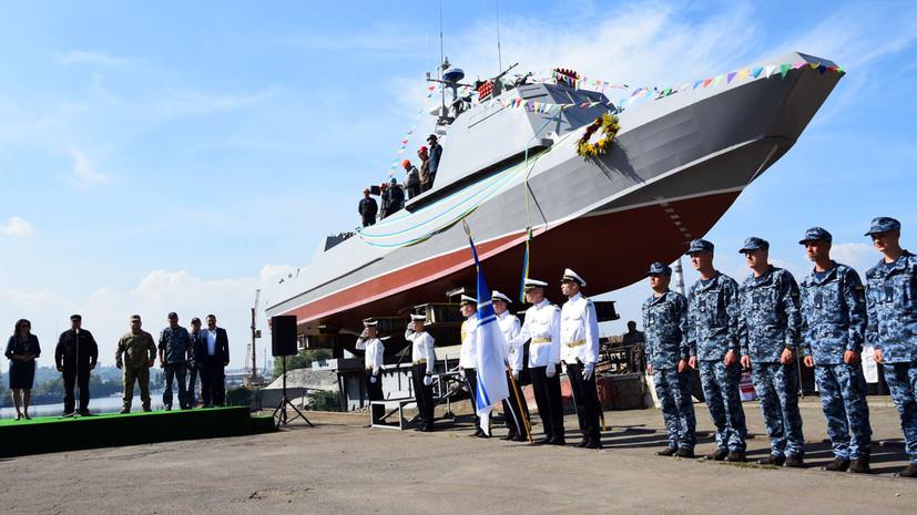 «Могут ходить только в спокойную погоду»: способны ли украинские катера «Кентавр» конкурировать с российскими судами