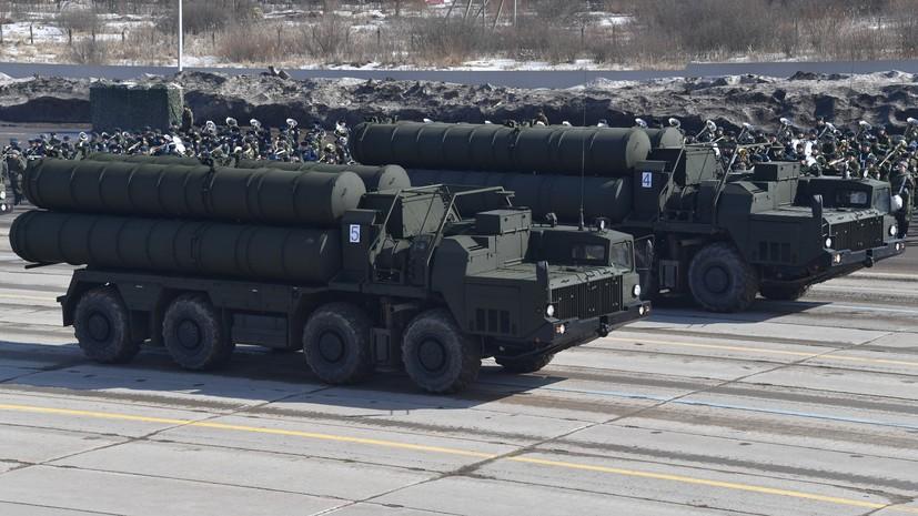 В Минобороны назвали объём экспорта российской техники в 2019 году
