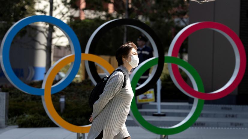 Абэ не исключил переноса Олимпийских игр