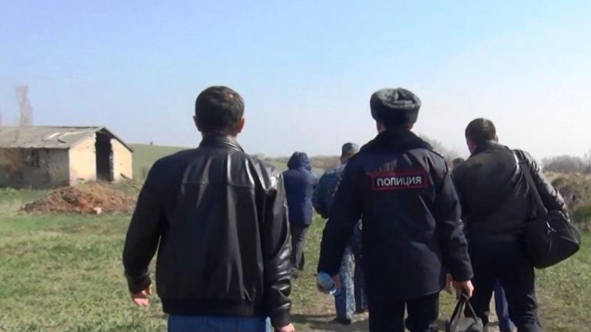 Самодельные бомбы, оружие и боеприпасы: в Кабардино-Балкарии нейтрализованы три готовивших теракт боевика