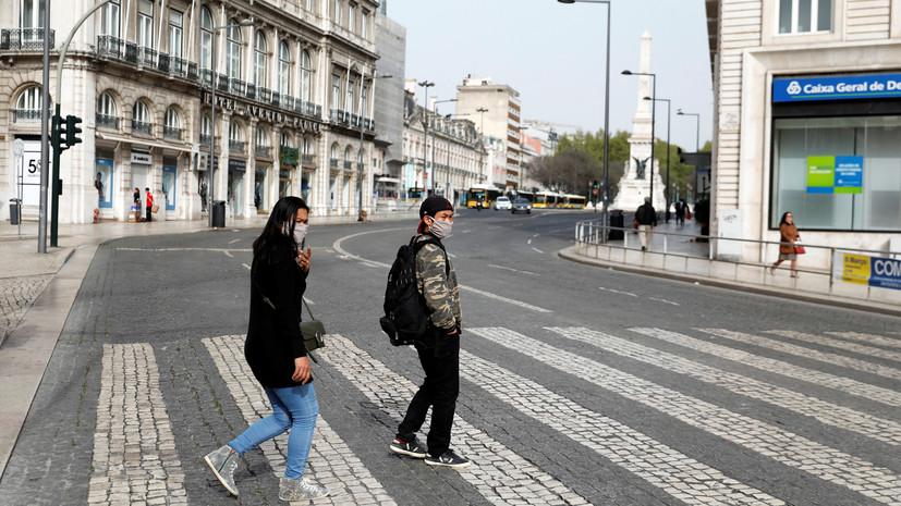 В Португалии число заразившихся коронавирусом превысило 2 тысячи
