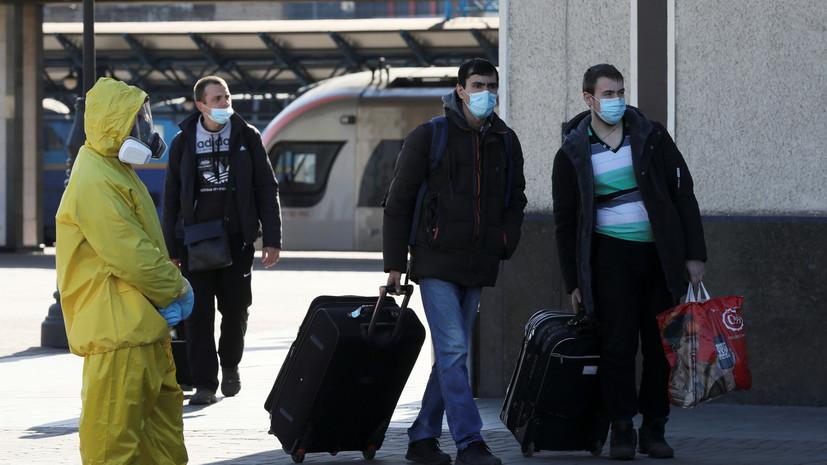 На Украине людям запретят покидать страну с туристическими целями