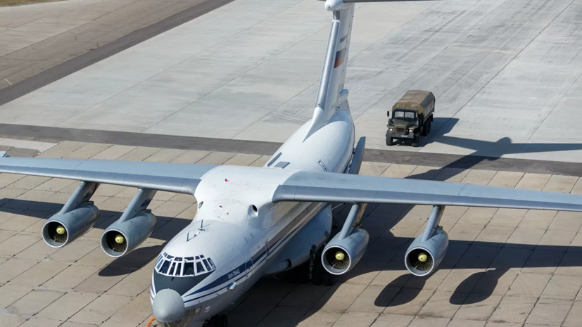 В Италию вылетел 13-й Ил-76 для помощи в борьбе с коронавирусом
