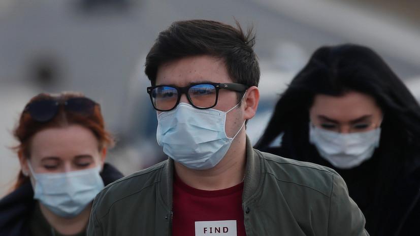Число заражённых коронавирусом в мире превысило 300 тысяч