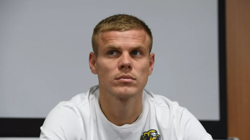 Кокорин признан лучшим футболистом марта в РПЛ