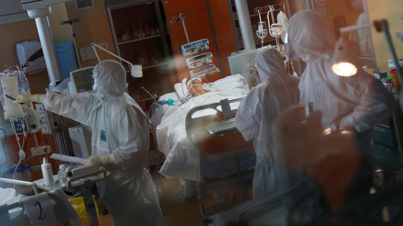 Число жертв коронавируса в Италии за сутки составило 743 человека